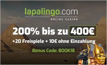 Lapalingo.com - Jetzt anmelden und Bonus sichern!