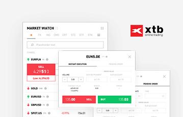 xtb broker screens market watch euns.de Übersicht