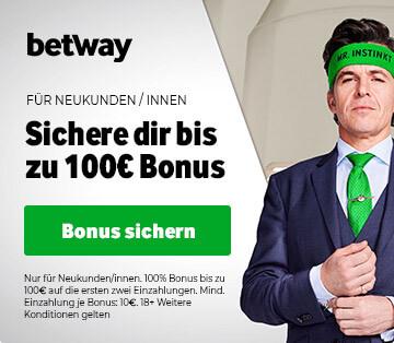 betway Bonus Code