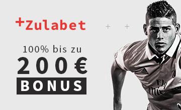 ZulaBet - Jetzt Bonus sichern!