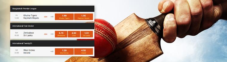 Best cricket betting app