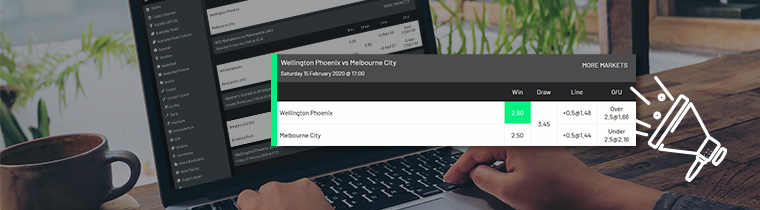 Melbourne city vs wellington phoenix bettingexpert rs sb betting