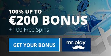 mr play bonus code