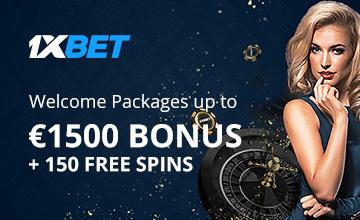 1xbet - Get your bonus now!