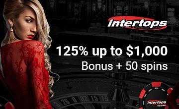 Intertops - Get your bonus now!